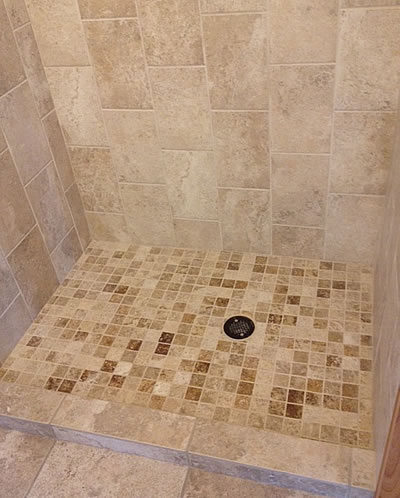 Tile Ez Shower Pans