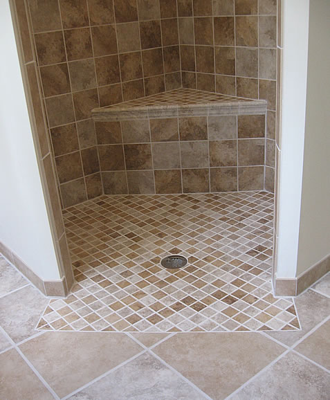 48 Inch Corner Shower | RevolutionHR